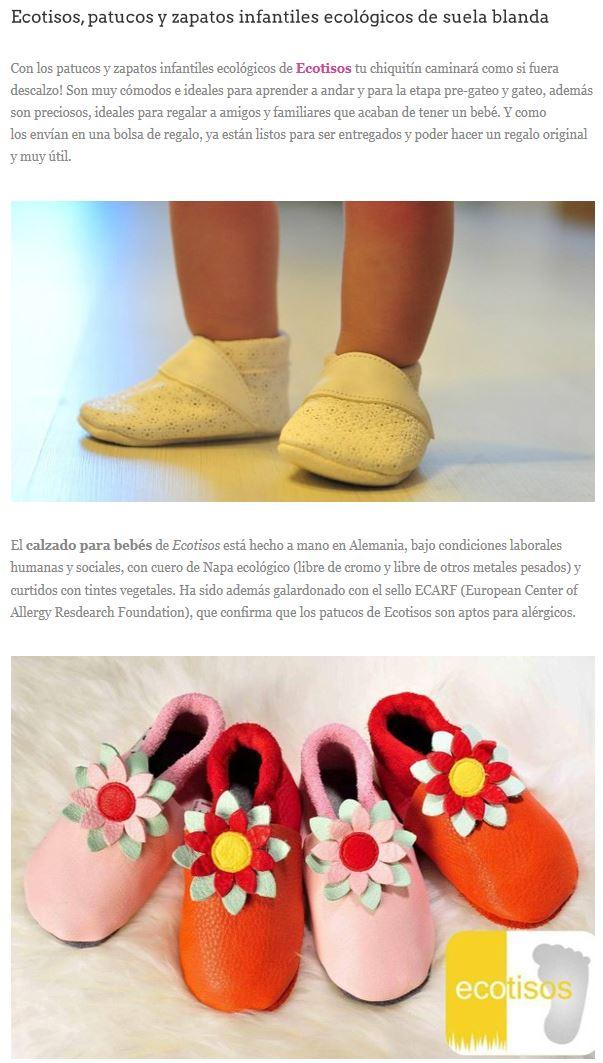 061df2f9 ecotisos - entre chiquitines - patucos y zapatos infantiles ecologicos de  suela blanda - regalo bebe