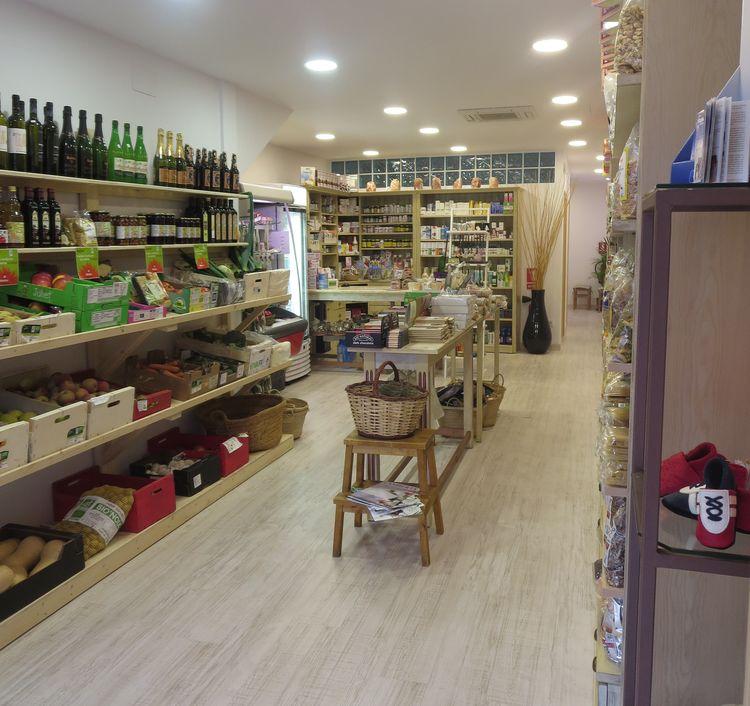 Tiendas ecologica barcelona great amatusalud barcelona - La botigueta barcelona ...